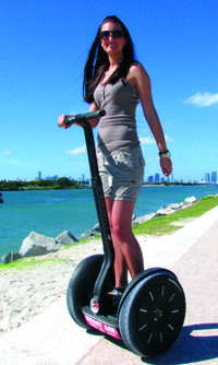 Girl-Segway-South-Beach